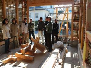 今村様邸構造見学会12月10・11日 014